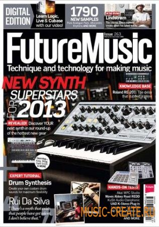 Future Music - March 2013 (HQ PDF)