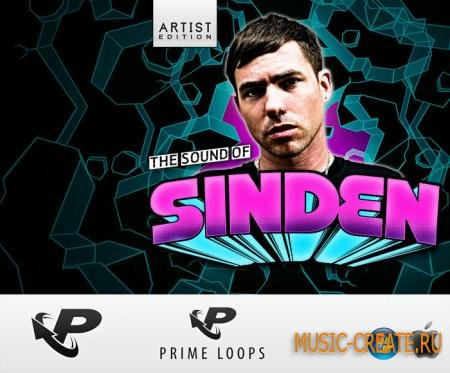 Prime Loops - The Sound Of Sinden (WAV) - сэмплы Minimal