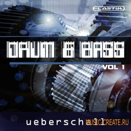 Ueberschall - Drum and Bass Vol.1 (Elastik) - банк для плеера ELASTIK
