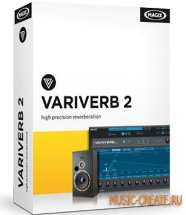 MAGIX - Variverb II v2.001 R2R (Team R2R) - плагин ревербератор
