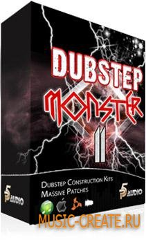 P5 Audio - Dubstep Monster 2 (WAV) - сэмплы Dubstep