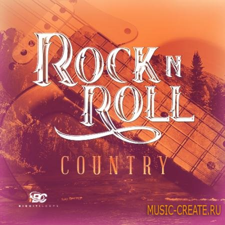 Big Citi Loops - Rock N Roll Country (WAV) - сэмплы Rock, Country, Pop