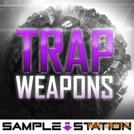 Sample Station - Trap Weapons (WAV FXB NMSV) - сэмплы Trap