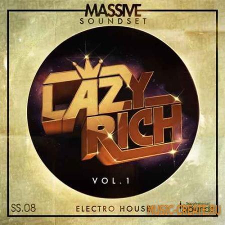 Supplemental Sounds - Lazy Rich Massive Soundset Vol.1 (KSD, NMSV)