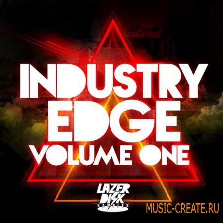 Lazer Disk - Industry Edge Vol.1 (WAV Synth Presets) - сэмплы Electro House, Dubstep, Tech House, Trap