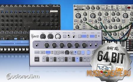 AudioRealism VSTi Bundle Pack 05-10-2014 WIN/MacOSX (TEAM R2R) - синтезаторы
