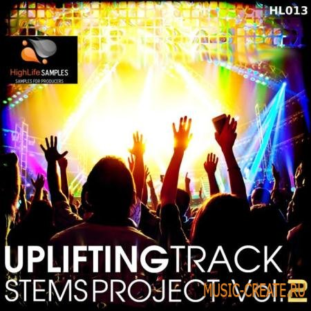 HighLife Samples - Uplifting Track Stems Project Vol.2 (WAV MiDi) - сэмплы Uplifting Trance