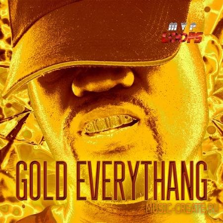MVP Loops - Gold Everythang (MULTiFORMAT) - сэмплы Hip Hop, Trap, Club