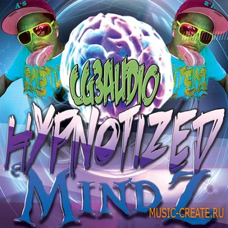 CG3 Audio - Hypnotized Mindz (WAV) - сэмплы Trap, Dirty South