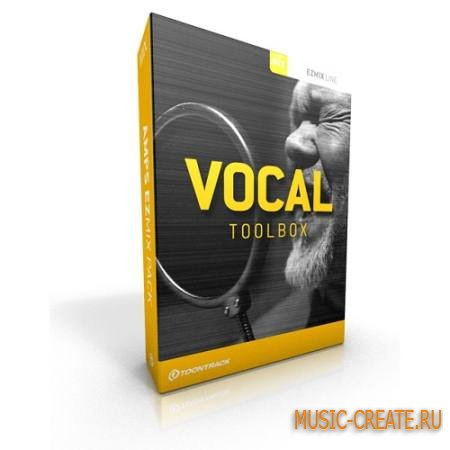 Toontrack - Vocal Toolbox (EZmix Pack WORKING)