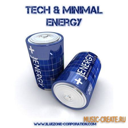 Bluezone Corporation - Tech and Minimal Energy (WAV) - сэмплы Tech / Minimal House