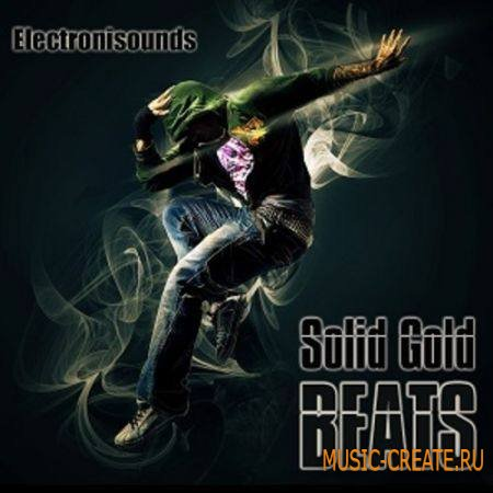 Electronisounds - Solid Gold Beats (WAV) - драм лупы
