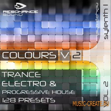Resonance Sound - Aiyn Zahev Sounds Colours Vol.2 (MiDi / Sylenth1 Presets)