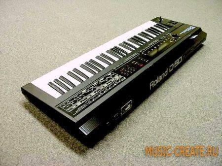 Roland D50 (KONTAKT) - библиотека звуков синтезатора Roland D50