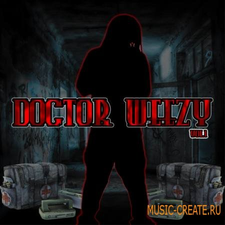 Misfit Digital - Doctor Weezy Vol.1 (WAV MiDi) - сэмплы Hip Hop, Dirty South