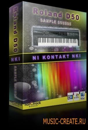 norCtrack - Roland D-50 (KONTAKT) - библиотека звуков синтезатора Roland D50