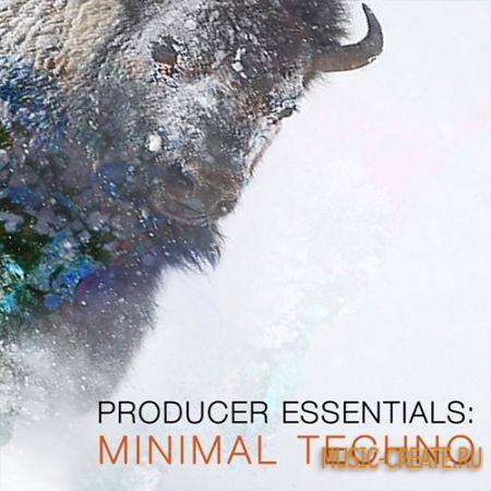 SPF Samplers - Producer Essentials Minimal Techno (WAV MiDi FXB NMSV) - сэмплы Minimal Techno