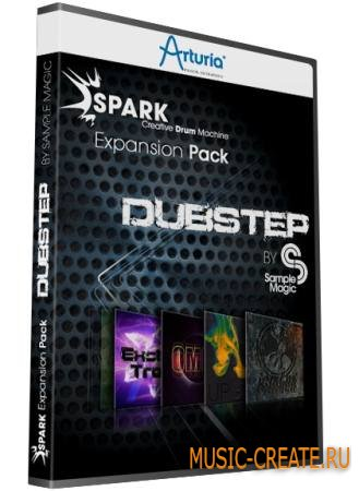 Arturia - Spark Dubstep Essentials (Team SONiTUS) - банк для Spark Creative Drum Machine
