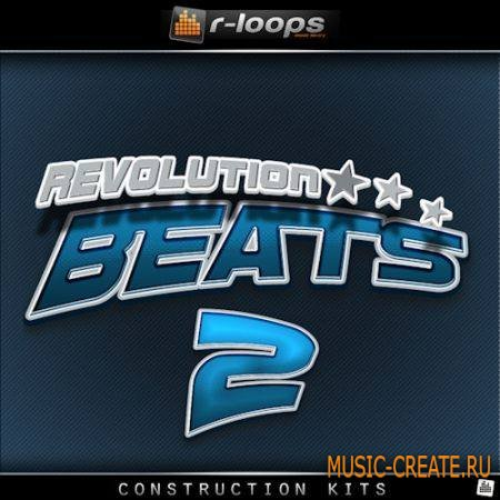 r-loops - Revolution Beats 2 (WAV) - сэмплы Hip Hop, Dirty South