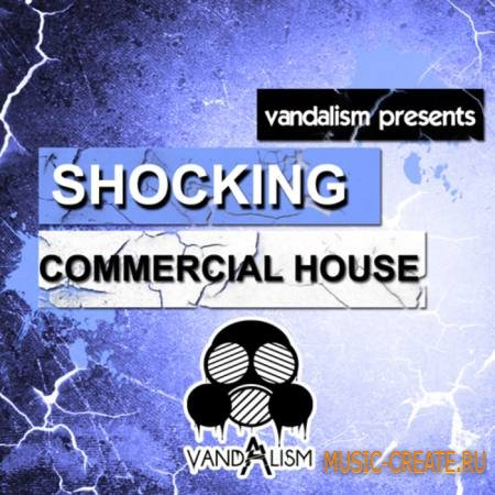 Vandalism shocking electro house for sylenth1 for Commercial house music