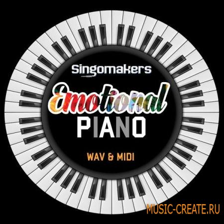 Singomakers - Emotional Piano Themes (WAV MiDi) - сэмплы пианино