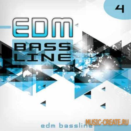 Shockwave - EDM Bassline Vol 4 (WAV MiDi) - сэмплы Progressive House