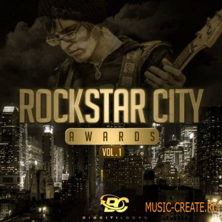 Big Citi Loops - Rockstar City Awards Vol.1 (MULTiFORMAT) - сэмплы Rock, Indie