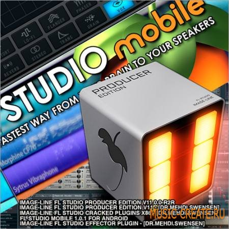 Image-Line - FL Studio Producer Edition v11.0.0 & FL Soft Bundle 2013