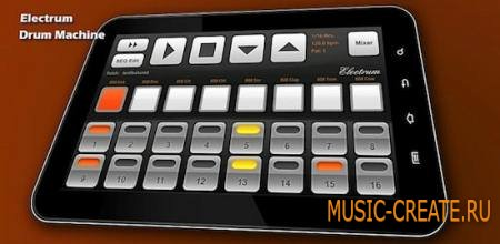 Electrum Drum Machine/Sampler v4.7.5 (Android OS 1.5+)