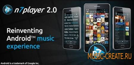 n7player Music Player (Full) v2.1.1 (Android OS 2.2+)