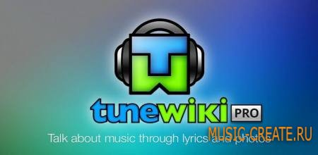 TuneWiki Pro v4.6.2 (Android OS 2.1+)