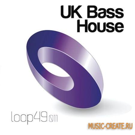 Loop 49 - UK Bass House (WAV) - сэмплы Deep House, Minimal, Techno, Tech House