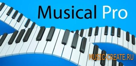 Musical Pro 6.0.7 (Android OS 2.1+)