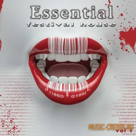 Shockwave - Essential Festival House Vol 1 (WAV MiDi) - вокальные сэмплы