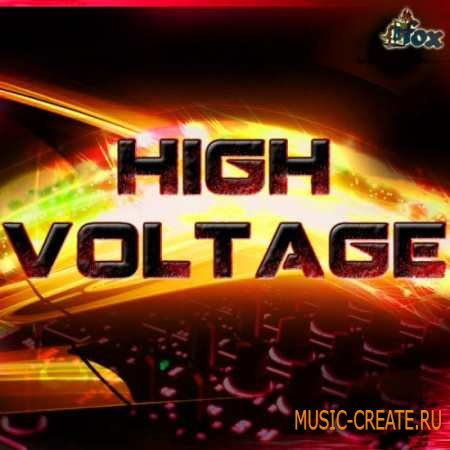 Fox Samples - HIGH VOLTAGE (WAV MiDi) - сэмплы Electro
