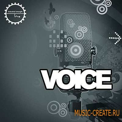 Industrial Strength Records - Voice (WAV) - вокальные сэмплы