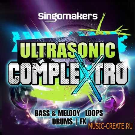 Singomakers - Ultrasonic Complextro (WAV REX2 NI Massive Presets) - сэмплы Complextro, Dirty Dubstep