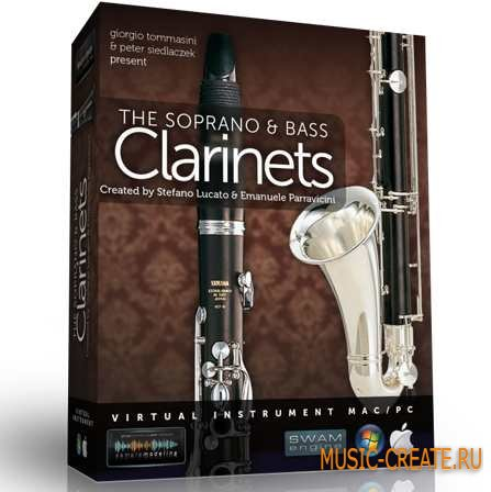 Sample Modeling - The Soprano and Bass Clarinets v.1.0.3 x86 x64 WiN/MAC (Incl.Keygen-R2R) - кларнет
