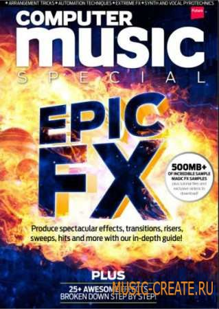 Computer Music Special CM61 Epic Fx Content Disk