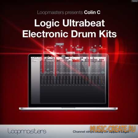 Making Multi-Out Setup Easy in Logic Pros Ultrabeat