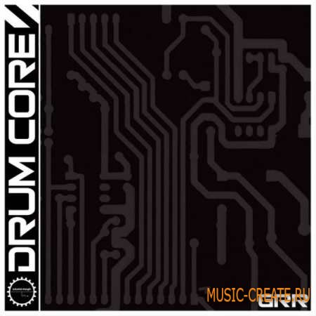 Industrial Strength Records - Drumcore (MULTiFORMAT) - сэмплы Hardcore, DnB, Dubstep, Drumste