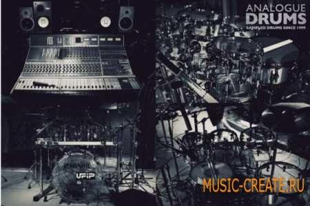 Analogue Drums - BlackSmith (KONTAKT) - библиотека звуков ударных