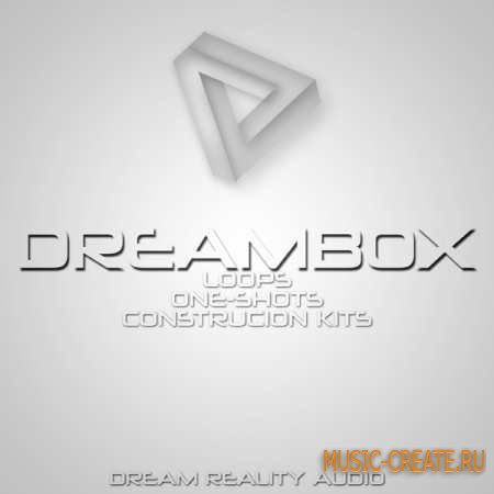 Dream Reality Audio - Dream Box (ACiD WAV MIDI) - сэмплы Hip Hop, Dirty South