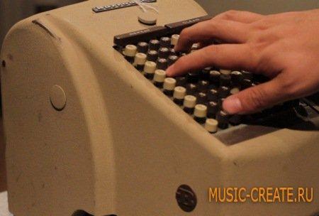 Echo Collective - Burroughs Protectograph Full Collection (KONTAKT) - библиотека звуков счетной машинки