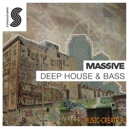 Samplephonics - Massive Deep House and Bass (Massive presets)