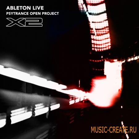 Speedsound - Ableton Live Psytrance Project: X2 (Ableton Live project)