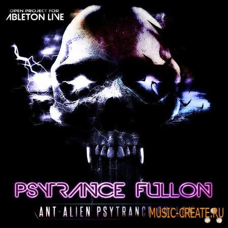 Speedsound - Ableton Live Psytrance Project: Ant Alien (Ableton Live project)