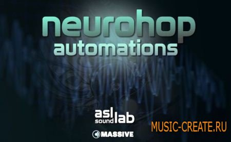 ASL SoundLab - Neurohop Automations (WAV Massive Presets)