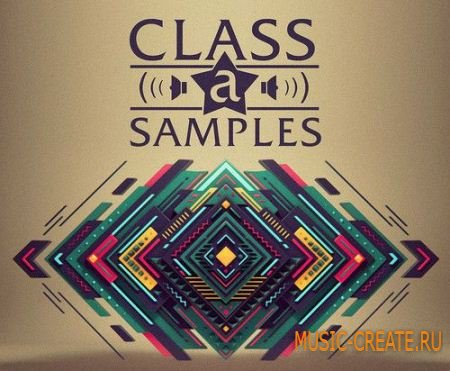 Class A Samples - Total House Drums (WAV) - сэмплы House
