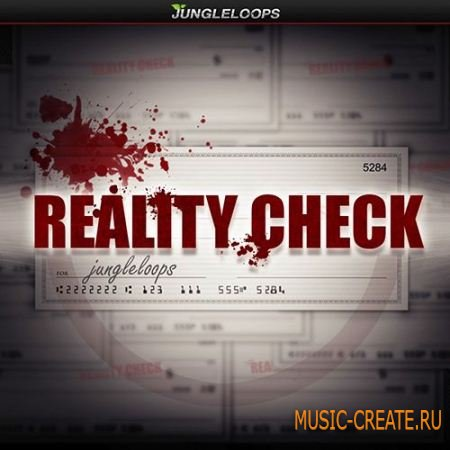 Jungle Loops - Reality Check (WAV MIDI) - сэмплы Hip Hop, Trap, Dirty South